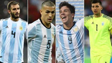 El renovado once de la Selección Argentina sin Lionel Messi que enfrentará a Guatemala