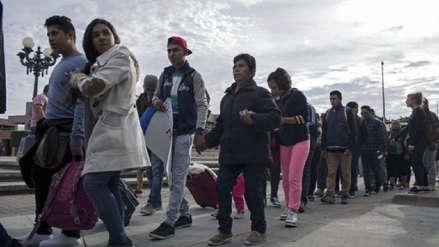 Detienen en México a 210 migrantes centroamericanos, 94 de ellos menores