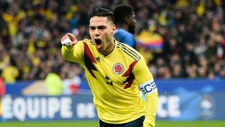 Colombia venció a Venezuela en duelo amistoso en Miami