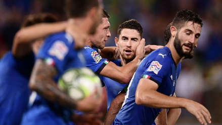 Italia empató 1-1 ante Polonia en su debut en la Liga de las Naciones