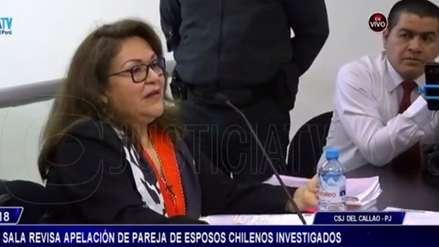 Caso vientre de alquiler: Fiscal dijo que argumentos para acusar a pareja por trata