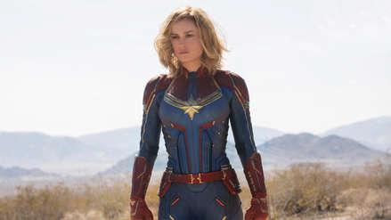 """""""Capitán Marvel"""": Lo que sabemos hasta el momento del filme que seguirá a"""