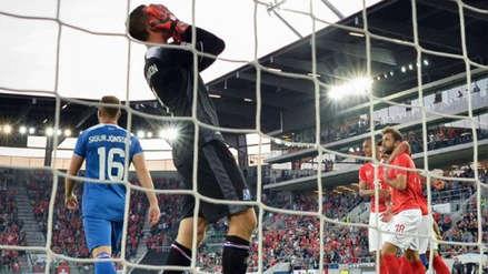 Suiza goleó 6-0 a Islandia con golazo de Steven Zuber en Liga de Naciones