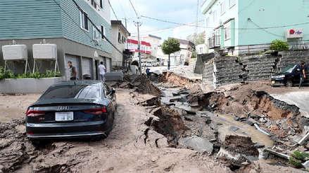 El balance del terremoto en Japón aumenta a 35 muertos