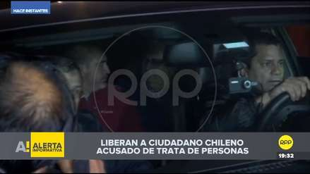 Liberan a esposos chilenos que fueron encarcelados por supuesta trata de personas
