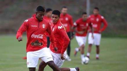 Selección Peruana volvió a entrenar en Alemania con André Carrillo casi descartado