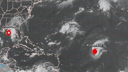 La tormenta Florence que amenaza a Estados Unidos se convertirá en huracán