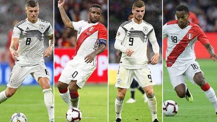 Los cinco jugadores más caros de la Selección Peruana y de Alemania