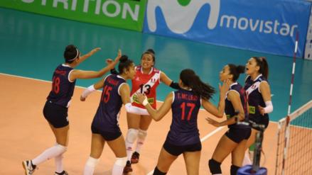 Perú cayó ante Dominicana  y jugará por la medalla de bronce en Final Four