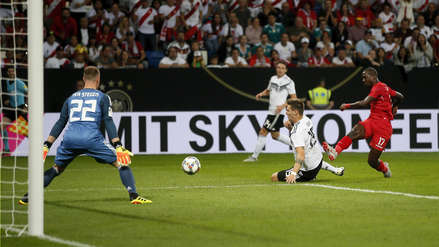 Perú vs. Alemania: Luis Advíncula se proyectó y anotó este golazo