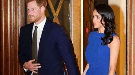 El look de Meghan Markle en acto oficial desata los rumores de embarazo [FOTOS]