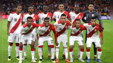 Ránking FIFA: ¿Cuál es el nueva ubicación de la Selección Peruana?