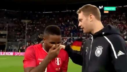 Hermanos del fútbol: Jefferson Farfán calificó de esta curiosa manera a Manuel Neuer