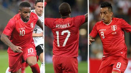 El 'uno por uno' de la Selección Peruana ante Alemania