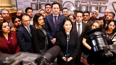 Datum | El 70% cree que Fuerza Popular tiene la intención de vacar a Martín Vizcarra