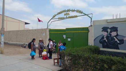 Niños resultaron heridos por detonación de cohetes durante olimpiadas
