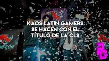 KLG campeona la última CLS y clasifica al mundial de League of Legends
