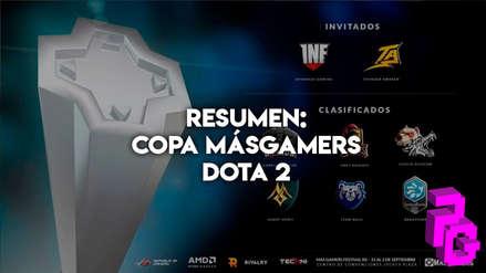 Timado e Infamous se coronaron campeones de la copa MasGamers 2018