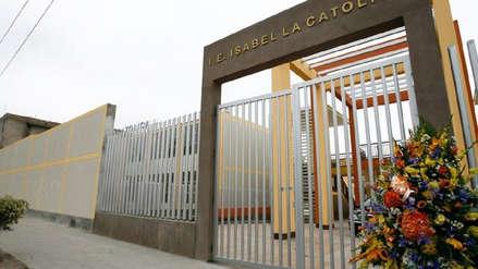 Colegio Isabel La Católica suspendió sus clases tras toma del estadio de Alianza Lima