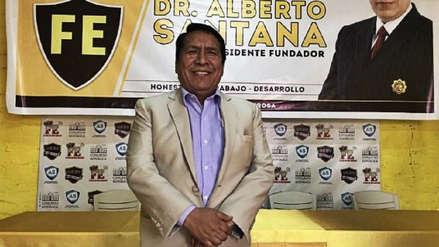 """Quién es el """"apóstol"""" Alberto Santana, cabeza de Iglesia cristiana que compró terrenos de 'Matute'"""