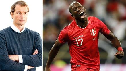 Jens Lehmann descalificó el gol de Luis Advíncula y culpó a Ter Stegen