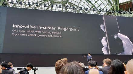 """Huella dactilar bajo la pantalla: el nuevo """"Unicornio"""" del mundo móvil"""
