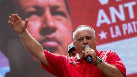 EE.UU. ante la ONU:  Diosdado Cabello es