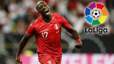 Liga Española elogió a Luis Advíncula por su buen rendimiento ante Alemania