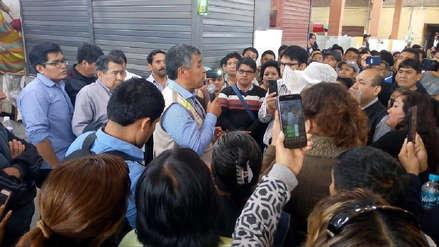 Colegio de Ingenieros emitirá informe sobre situación del Modelo de Lambayeque