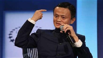 Jack Ma dejará de ser presidente de Alibaba en un año