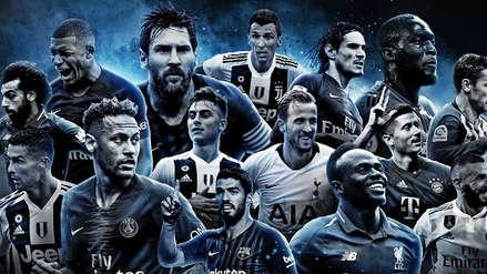 FIFPro eligió a los 55 nominados para integrar el equipo ideal FIFA del año