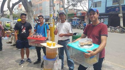 Más de mil venezolanos se dedican al comercio ambulatorio en Chiclayo
