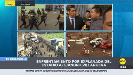 Hincha de Alianza Lima: