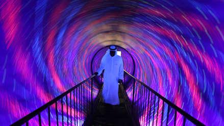 Fotos | El Museo de las Ilusiones que desafía la lógica en Dubái