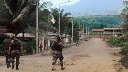 Viuda de comunero asesinado por presuntos terroristas huyó con sus cinco hijos a Huancayo