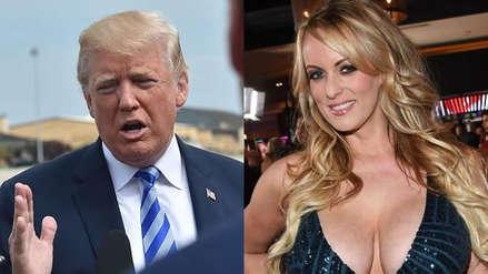 Trump renuncia a la demanda contra Stormy Daniels para evitar declarar ante el juez