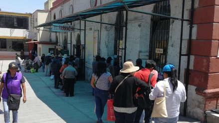 Médicos de Arequipa acatarán paralización el 18 y 19 de setiembre