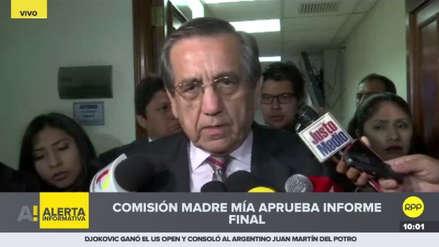"""Del Castillo sobre Humala: """"Me avergüenza que un violador de derechos humanos haya sido presidente"""""""