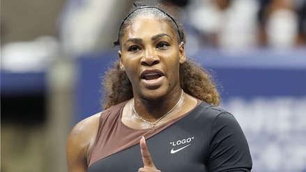 Polémica por una caricatura de Serena Williams calificada de racista y sexista