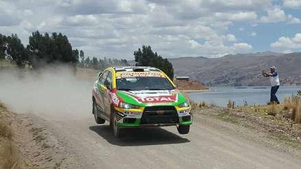 El Rally Caminos del Inca se correrá del 20 al 28 de octubre
