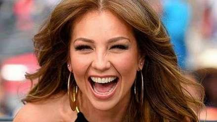 Thalía y el baile que promete convertirse en su nuevo 'Thalía Challenge'