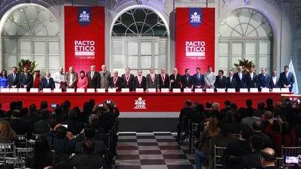 Elecciones 2018   Estos son los perfiles de los candidatos a la Alcaldía de Lima