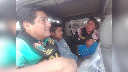 Chiclayo: detienen a hombre que pretendía trasladar droga a Panamá