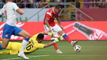 Renunció el seleccionador de República Checa tras la goleada sufrida ante Rusia