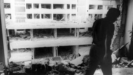 """""""Encontré a mis vecinos arrastrándose"""": el testimonio de un deudo del atentado en Tarata"""