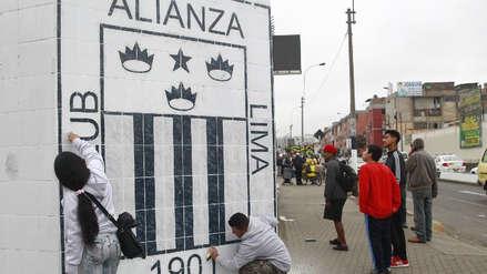 Hinchas de Alianza Lima durmieron dentro del estadio de Matute tras enfrentamiento con evangélicos