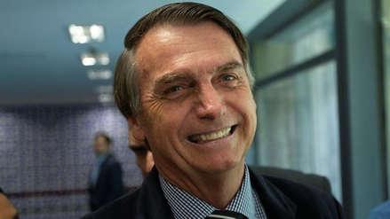 El respaldo a Jair Bolsonaro aumentó levemente tras el ataque sufrido