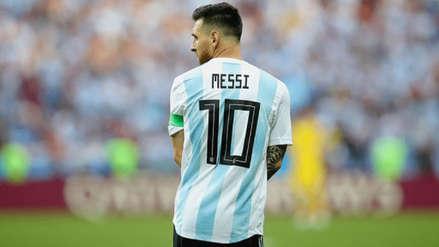 Scaloni contó el motivo por el que ningún jugador usa la '10' de Lionel Messi en Argentina