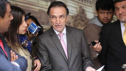 Becerril: Vizcarra debe ponerse a trabajar en serio en lugar de enfrentar al Congreso