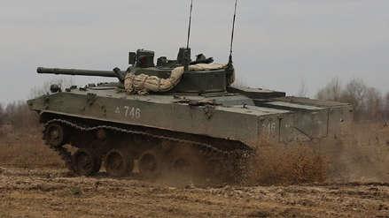 Rusia exhibe su poderío en las mayores maniobras militares de su historia